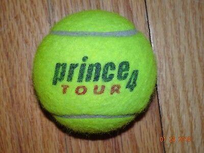 (50 Used Tennis Balls Prince Brand)