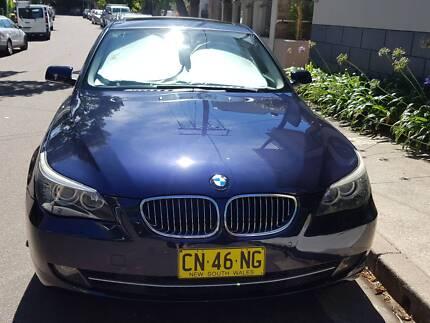 2008 BMW 525i E60