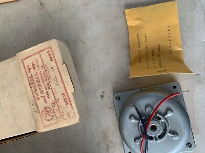 Federal Signal Corporation Model 500 Series A1 Bell for sale online
