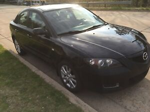 2009 Automatic Mazda3: New Brakes, Battery, and MVI