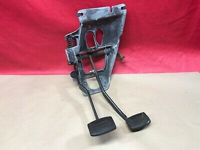 87-91 Ford F150 F250 F350 Bronco Brake Clutch Pedal Assembly Manual 5-Speed