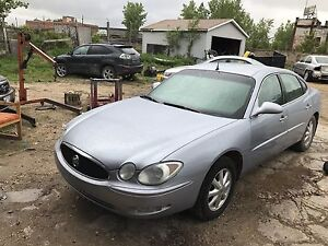 2005 BUICK ALLURE **SAFETIED**PRIVATE SALE