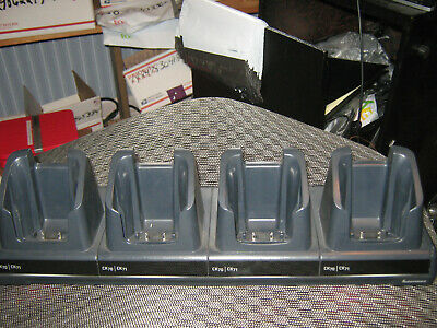 New Intermec DX4 Quad Dock for CN3 CN4 w ethernet DX4A1333310 852-917-001