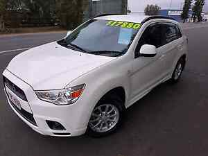 Mitsubishi ASX AWD Turbo Diesel Cairns Cairns City Preview