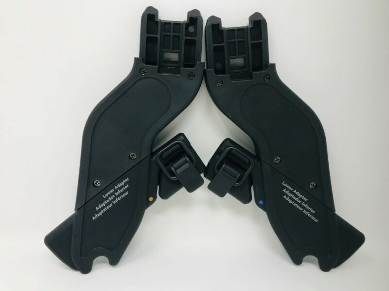 UPPAbaby VISTA Lower Adapter, Black