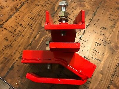 Gouge Guard Bucket Guidespavement Savers Tractor Skid Loader Pay Loader