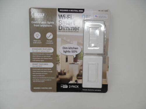 Feit Electric Wi-Fi Smart Dimmer 3-Way Single Pole Switch