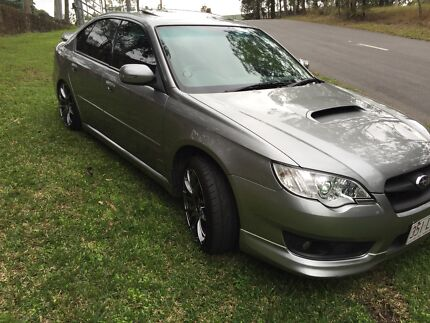 2006 (MY07) Subaru Liberty GT spec B unreg Mansfield Brisbane South East Preview