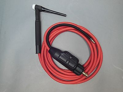 Htp 12 Wp-17f Flex Tig Welding Torch Weldcraft Compatible Fits China Green Weld