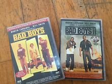 Bad Boys DVD's set Rowville Knox Area Preview