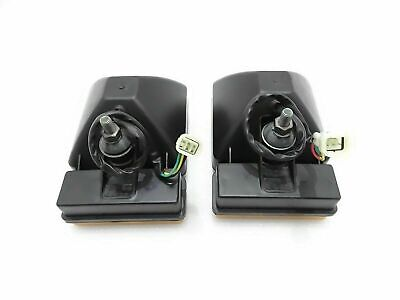 Jcb Loadall Fastrac Front Headlight Set Pair With Indicator Assembly