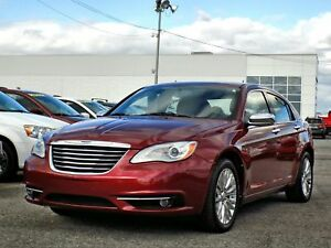 Chrysler 200 Limited 2013 CUIR/TOIT/V6
