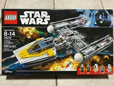 LEGO Star Wars Rebel U-Wing Fighter (75172) NISB Retired