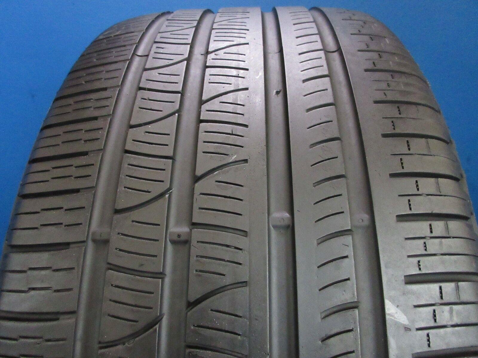 Used Pirelli Scorpion Verde All Season 295 40 20  7/32 Tread 1301F