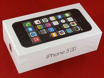*NEW SEALED BOX!* APPLE iPhone 5S GRAY 16GB, VERIZON AT&T, UNLOCKED! + WARRANTY!