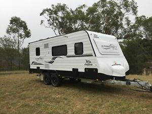 2017 Jayco Starcraft 19.61-3 Outback with diesel heater