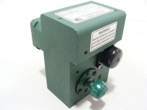 Flann Microwave WR-12 UG-387/U 60-90GHz Motorized Variable Waveguide Attenuator