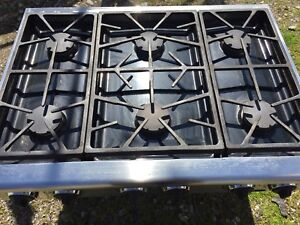 "36"" Dacor Gas Cooktop"