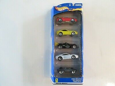 Hot Wheels Ferrari Gift Pack