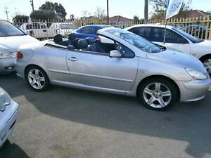 Peugeot Convertable***FREE 12 MONTHS WARRANTY*** Bayswater Bayswater Area Preview
