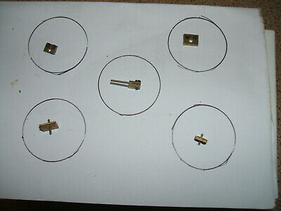 400 day anniversary clock  SUSPENSION WIRE FIXINGS