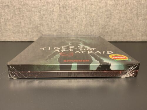 TIGERS ARE NOT AFRAID-Blu-ray DvD-Steelbook-New Sealed - $32.00