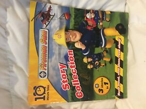 Fireman Sam storybook collection