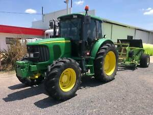 John Deere 6420 SE Premium MFWD linkage Tractor 110 HP Applethorpe Southern Downs Preview