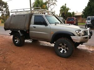 2003 Nissan Patrol DX Manual Ute
