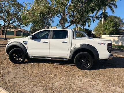 2015 Ford Ranger XLT 3.2 Automatic Ute Mountain Creek Maroochydore Area Preview