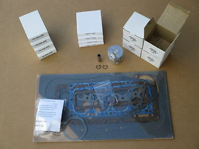 In Frame Overhaul Kit For Ih International 154 Cub Lo-boy 184 185