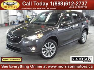 2015 Mazda CX-5 AWD GT ONLY 42km! Like New!