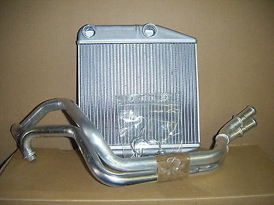 Vauxhall Corsa D HEATER RADIATOR Matrix 2006- (incls Seals/Pipes/Clips Etc)
