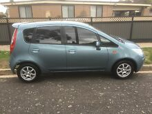 2009 Mitsubishi Colt Hatchback 93000KL REG AND RWC, AUTOMATIC Wendouree Ballarat City Preview