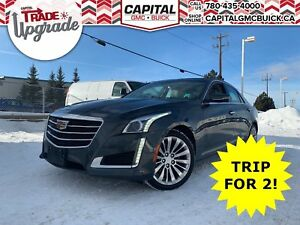 2015 Cadillac CTS LUXURY AWD | REMOTE START | NAV | SUNROOF | 93