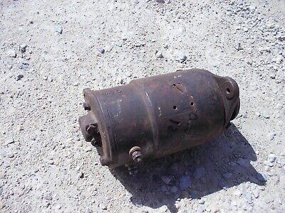 Universal Tractor Good Working 12v Generator Belt Pulley Ford Ferguson Massey