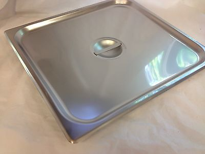 New Stainless Steel Auxiliary Pan Lid 3 12 Gallon Ultrasonic Tank Uc312
