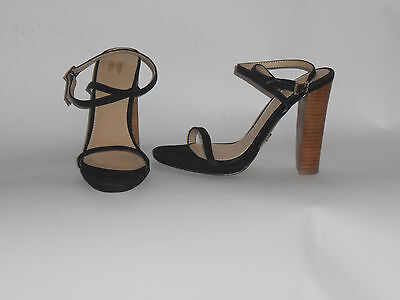 VS MINI PLATFORM STRAPPY HEELS