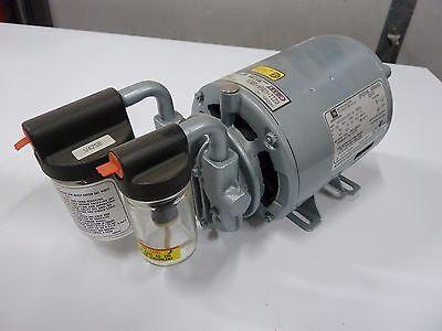 Gast 0211-v36a-g8cx Vacuum Pump 23042