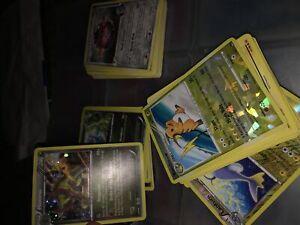 698 POKEMON CARDS! (18 EX) 100obo