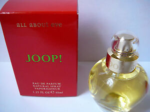 Joop All About Eve EDP spray 40ml(1.35oz) BNIB new&boxed rare, discontinued