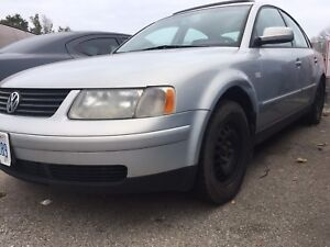 "00"" Passat Great Condition"