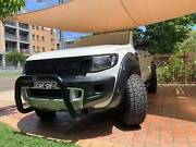 2013 Ford Ranger Hi-Rider PX XL 2x4 Turbo Diesel (Automatic) West Ryde Ryde Area Preview