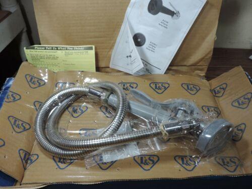 T&S B-0950 Pre-Rinse Spray Unit,SS,1/2 NPT