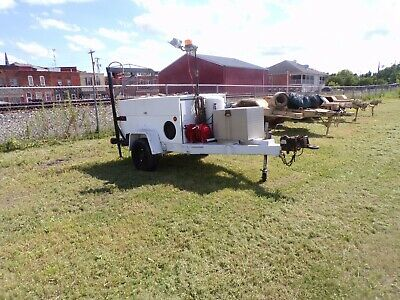Generator Work Box Trailer