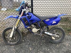 Yz 80 2001 in perfect condition 1500$ OBO