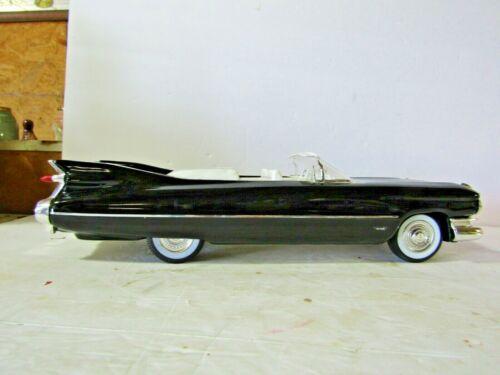 Jim Beam Black 1959 Cadillac Convertible Decanter Only 100 made