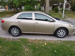2009 Toyota Corolla, Safetied- For your every day move around.