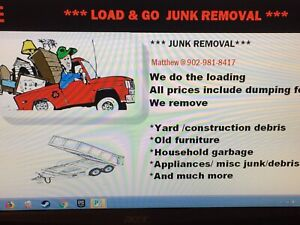 *** JUNK REMOVAL ****