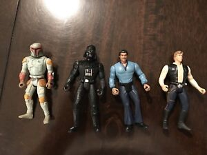 90s Star Wars figures make an offer